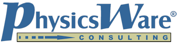 PhysicsWare Consulting Logo